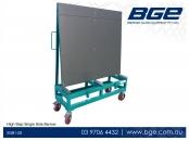 XGB1-2S, HIGH STEP SINGLE SIDE BARROW