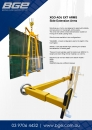XGO-ADJ EXT ARMS, Side Extension Arms for Grab