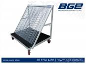 XR09B, Harp Rack