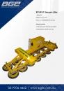 XV16FLF, Flat Lifter  - Spec Sheet