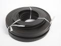 SBDGU1228 - Double glaze rubber - 12mm x 28mm - 50 meters