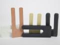 SBH01 - Horseshoe packers - 1.5mm, 3mm, 5mm, 6.5mm, 10mm