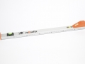 ME3 - Messfix telescopic ruler/measurer - 3 meter - with flat ends