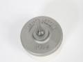 WP08 - Felt buff for scratch removal & polishing - 50mm diameter