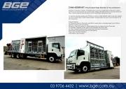 BGE, Z 800-4ESSR4OT Transporter