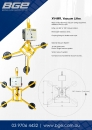XV4MR, Rotate only Vacuum Lifter