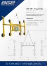 XV8-10TH, Vacuum Lifter