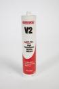 HSV2T - Bostik V2 aquarium silicone - acetic - 300gm cartridge