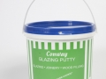 HPS10 - Conway 10kg steel frame putty - grey