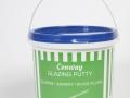 HPS10 - Conway 10kg steel frame putty - grey