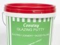 HPW20 - Conway 20kg wood putty - white
