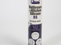 HS8ST - Bostik 8S sanitary grade silicone - acetic - 300gm cartridge