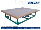 XTGA3624, FLAT CUTTING TABLE
