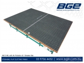 XTGA4040, FLAT CUTTING TABLE