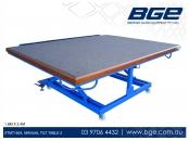 XTMT1824, MANUAL TILT TABLE 2